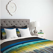 urban stripes duvet.JPG