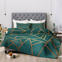 COPPER AND TEAL COMFORTER.JPG