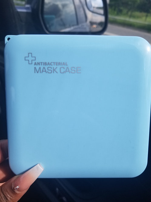 Antibacterial Mask Case
