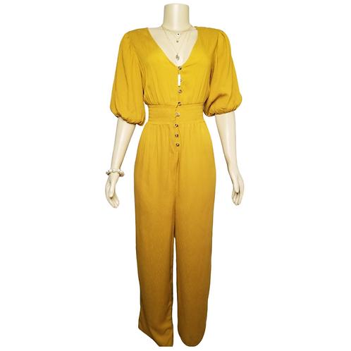 Mustard Jumpsuit