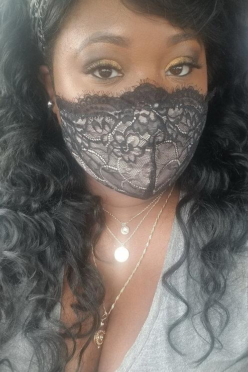 Lovely Lace Masks