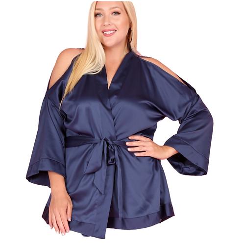 Kimono Wrap Blouse