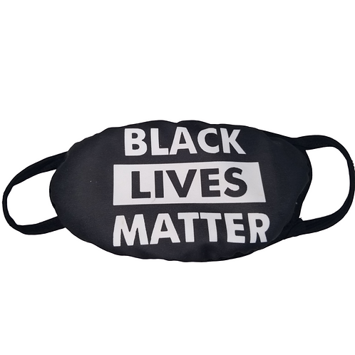 Black Lives Matter Mask