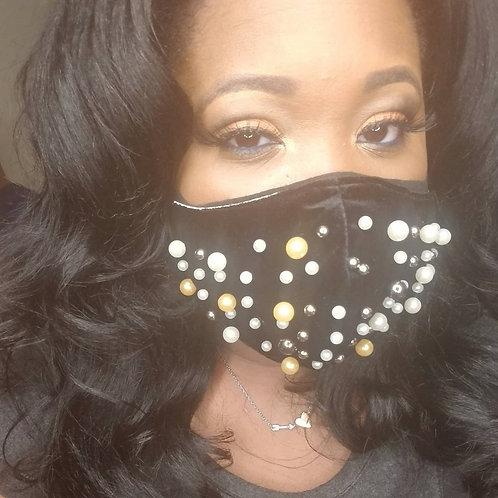Velvet Pearl Mask