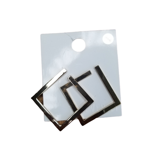 Square Goldie Earrings