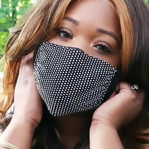 Bling Mask Cover