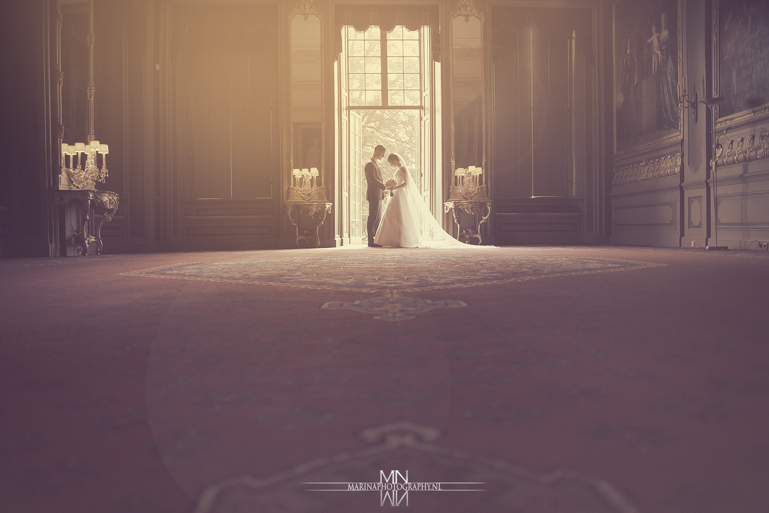 fotograaf bruiloft Duivenvoorde