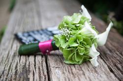 Kasteel Henkenshage bruidsboeket