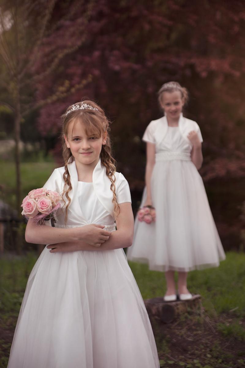 Bruidsmeisje kasteel Duivenvoorde