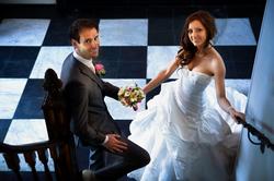 Kasteel Henkenshage bruidsreportage