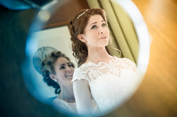 Wedding GettingReady Castle Brummen