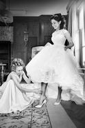 Getting ready weddingday Bridesmade