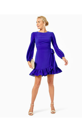 LAREN STRETCH DRESS