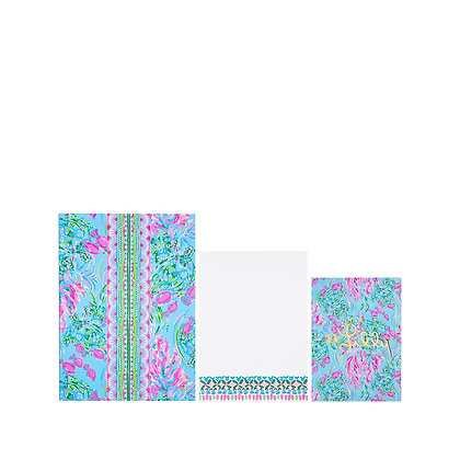 NOTEBOOK AND NOTEPAD SET