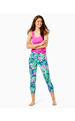 WEEKENDER HIGH RISE CROP LEGGING