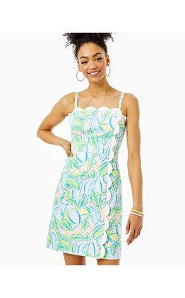 MERCEDE STRETCH DRESS