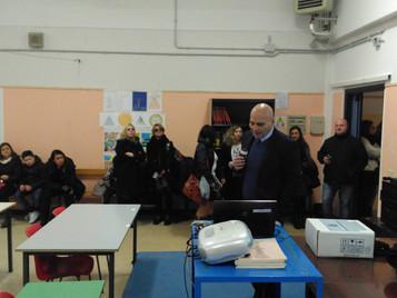 """Presentati i risultati screening ECG all' """"Oratorio Damasiano"""" di Roma"""