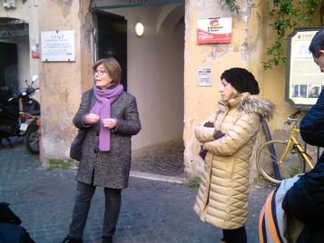 Insula di S. Paolo alla Regola - visita guidata
