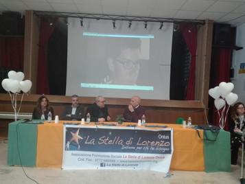 """Presentazione progetto di prevenzione delle aritmie all'I.C. """"Maredolce"""" di Palermo"""