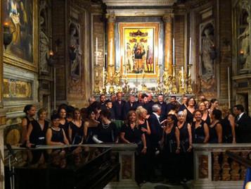 """Concerto del coro polifonico """"Ottava Nota"""""""