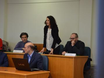 Presentazione progetto di prevenzione aritmie fatali al Municipio XII di Roma