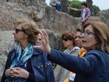 Parco degli Acquedotti - visita guidata