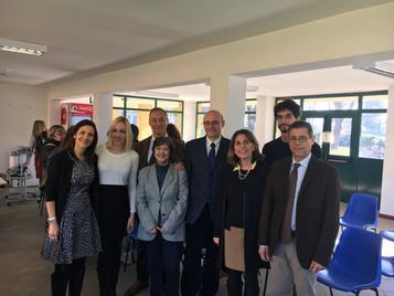 Due istituti di Milano aprono le loro porte allo screening ECG