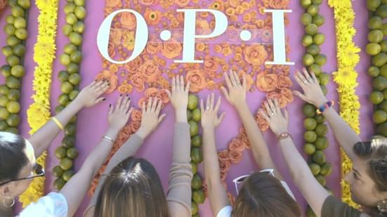 O.P.I x Bloggers Who Brunch at Malibu Wine Safari