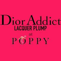Dior Addict Lacquer Plump at Poppy