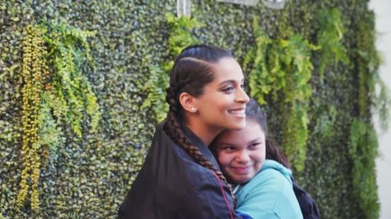 Lilly Singh / Olay