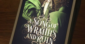 """Review of """"A Song of Wraiths and Ruin"""""""
