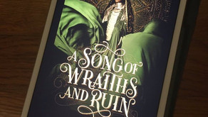 "Review of ""A Song of Wraiths and Ruin"""