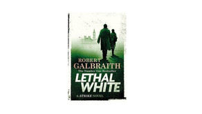 "Review of ""Lethal White"" by Robert Galbraith"