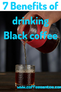 Health benefits of drinking black coffee