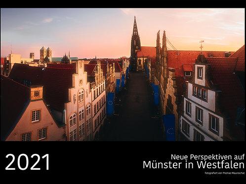 Münster Wandkalender 2021  (A3)