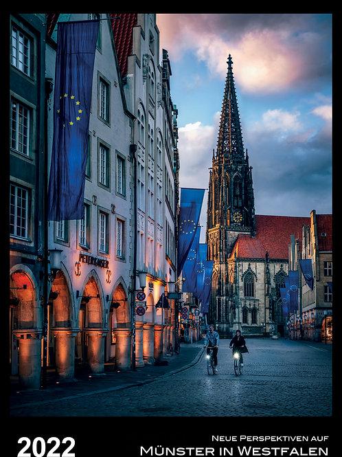 Münster Wandkalender 2022  (A3)