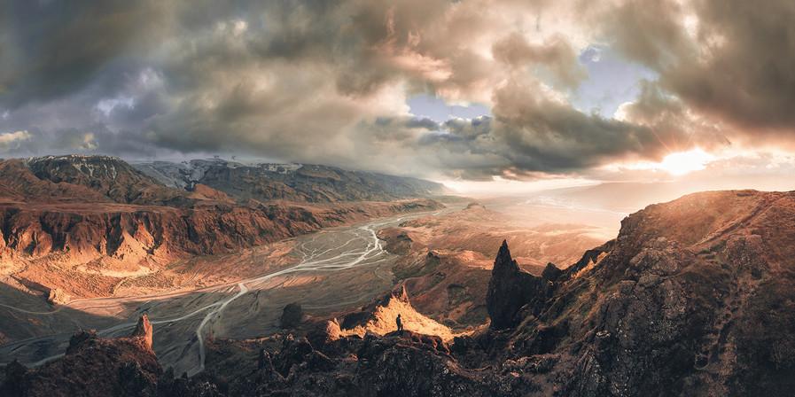 Veins of Iceland
