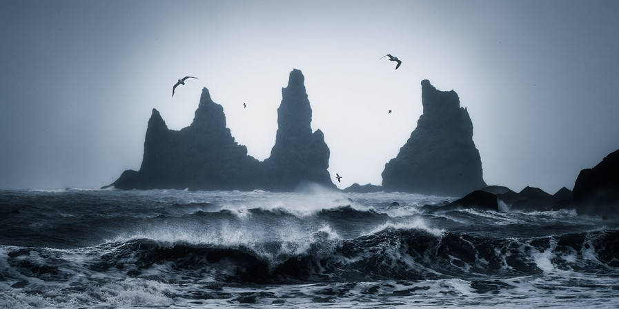 Where Storms are born