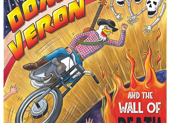 Dom Veron CD (Dom Veron And The Wall Of Death EP)