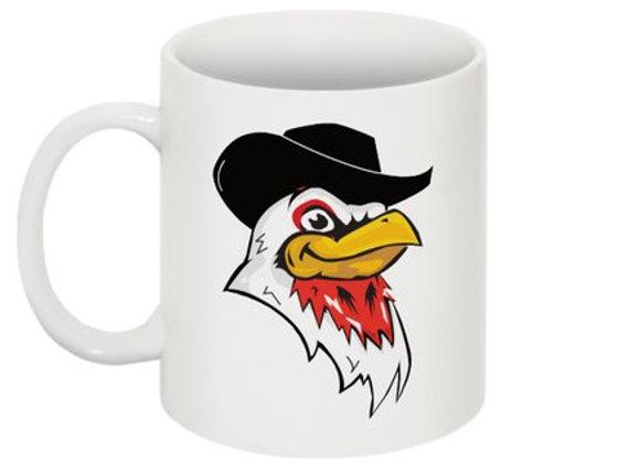 """Dom Veron """"Rocky"""" logo mug"""