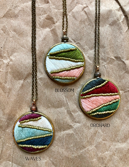 WS Sands Necklace - Retail Pack of 3