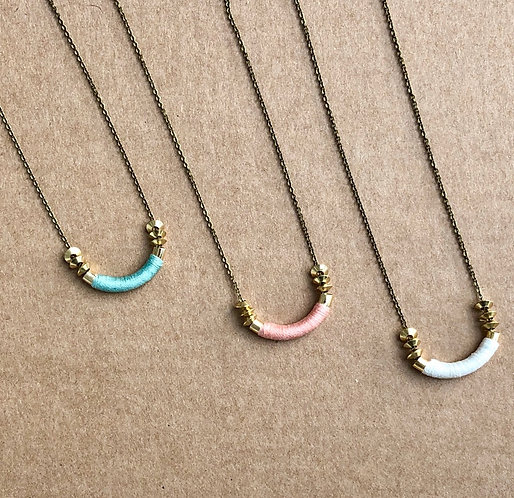 WS Swing Necklace - Retail Pack of 3
