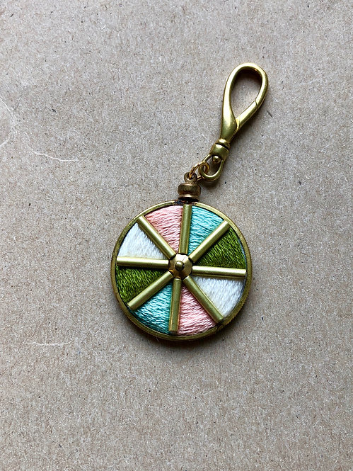 WS Segment Keychain - Single