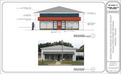 Revitalized Amerigas Storefront