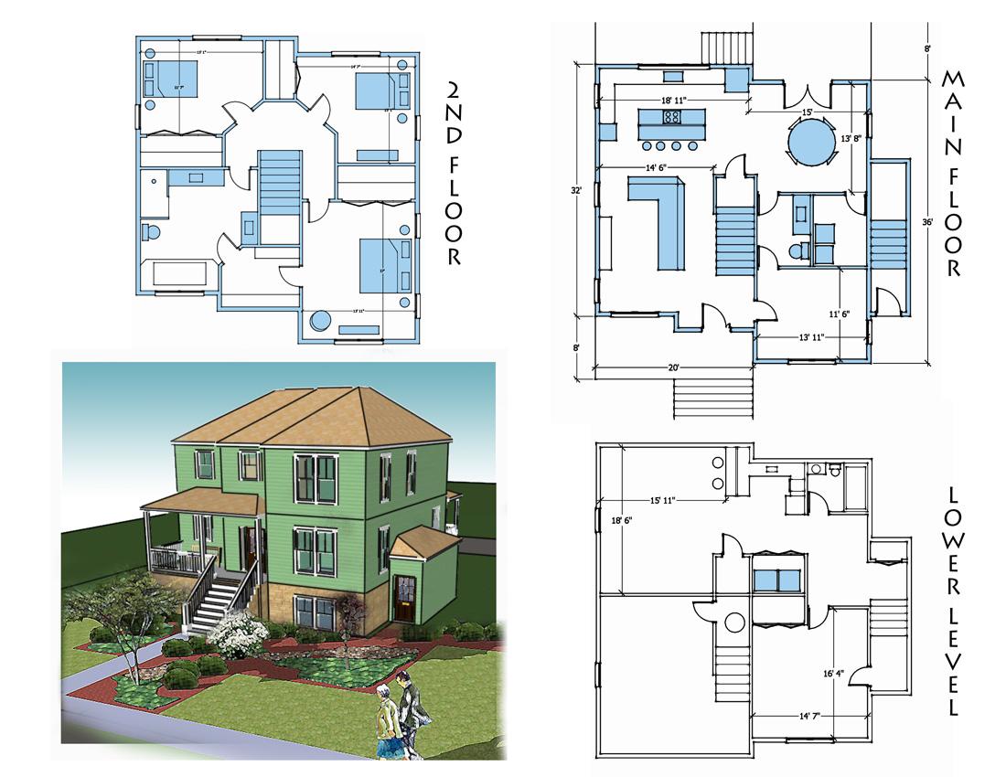 Real Estate Lot Design 1