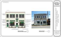 Revitalized 84 Main Facade
