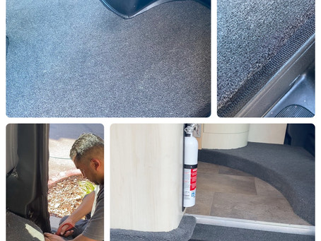 Auto Carpet Replacement in San Clemente