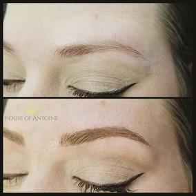 Tired of filling in your brows_ Book Mic