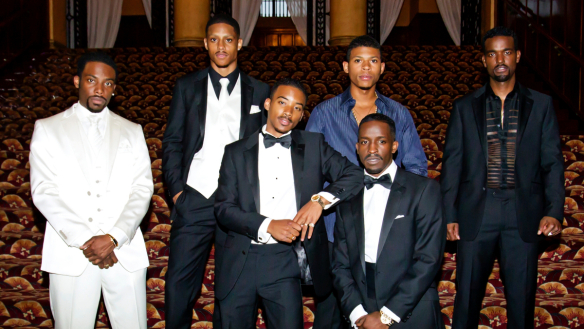Cast of New Edition Movie