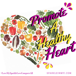 Work Hard! Play Hard! Be Heart Healthy!